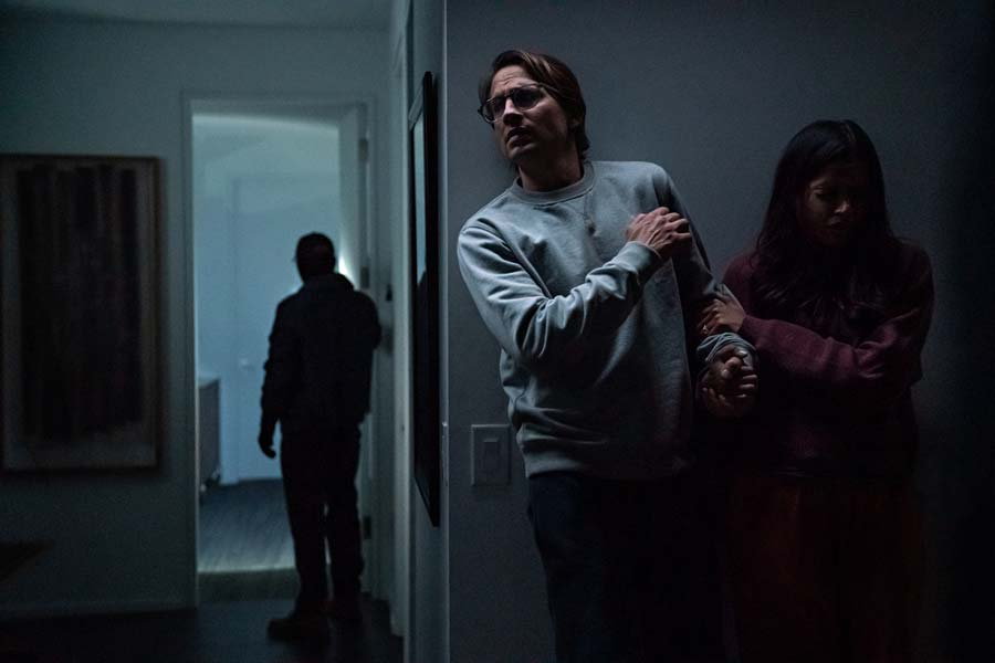 Intrusion (2021) Netflix review