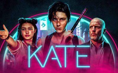 Kate – Netflix Review (4/5)