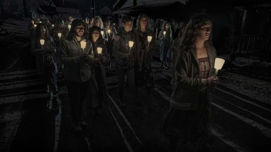 Netflix Series Midnight Mass Ending Explained