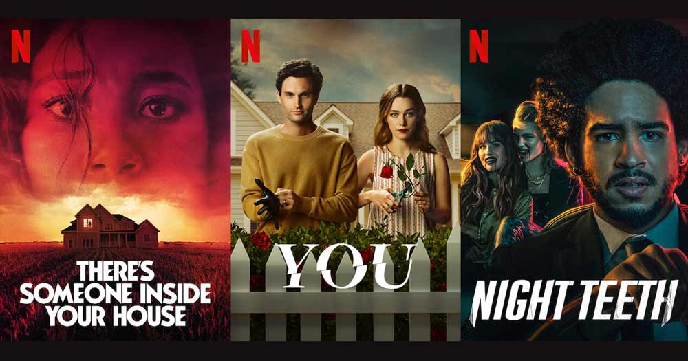 Horror Coming to Netflix in October 2021
