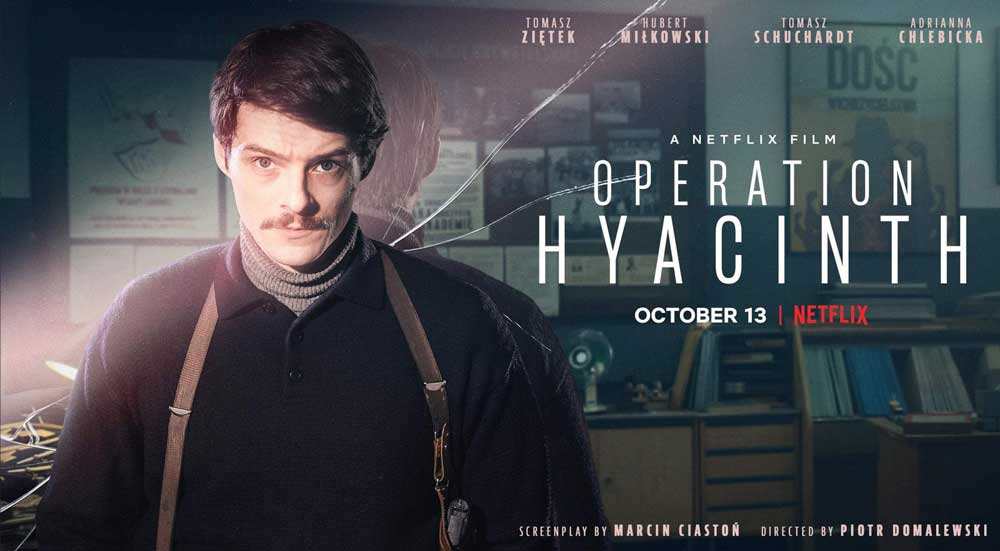Operation Hyacinth – Netflix Review (4/5)